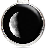 Moonglow Timeless Moon Pin