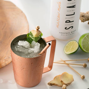 Splash Mixers - Moscow Mule 750ml