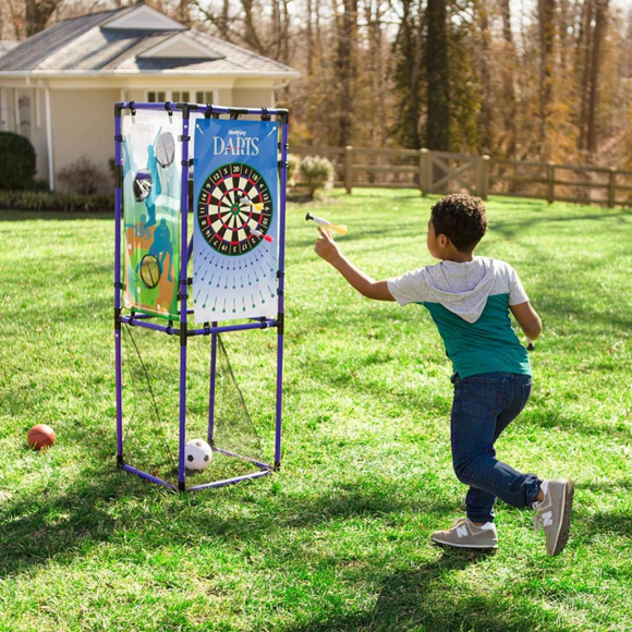 5-in-1 Indoor/Outdoor Sports Game Set