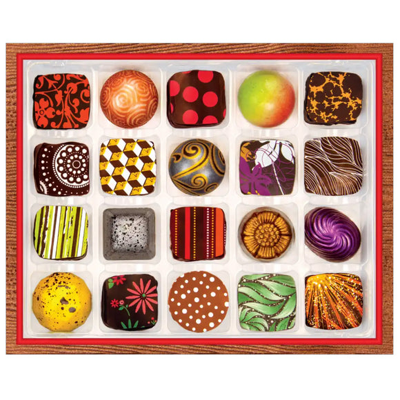 Chocolate Artistry 1000 Piece Puzzle