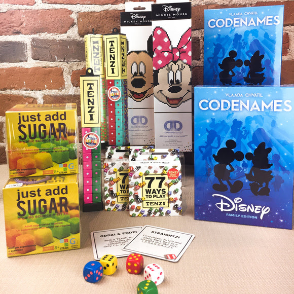 Banish the Boredom Family Fun Pack (Ages 8+)