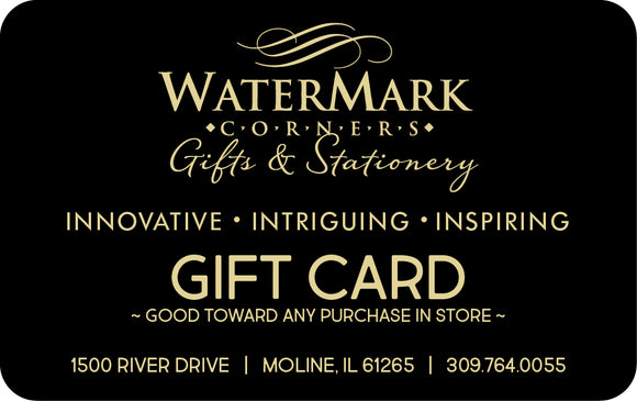 Gift Card for WaterMark In-Store Purchases