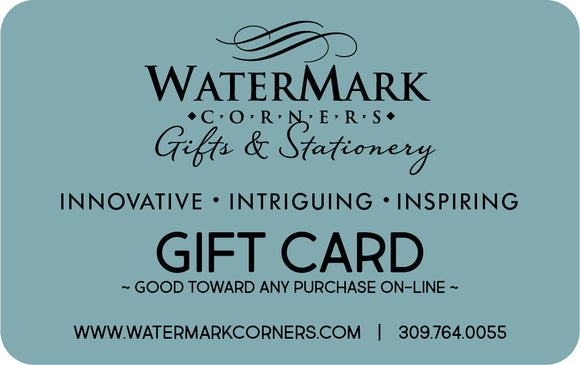 Gift Card for WaterMark Website Purchases