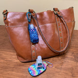 Refillable Hand Sanitizer with Pouch