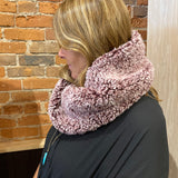 Super Soft Sherpa Infinity Scarf
