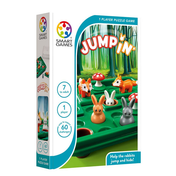 Jump-in Puzzle Game