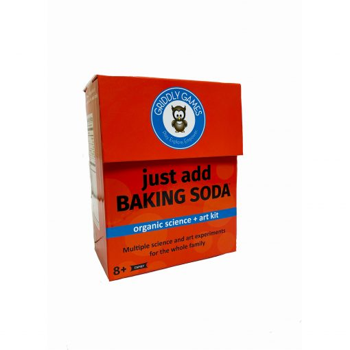 Just Add Baking Soda Activity/Science Kit