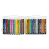 Magic Stix Markers 24 Pack