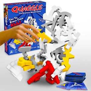 Quaggle Building Game