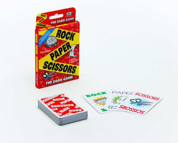 Rock, Paper, Scissors Card Game