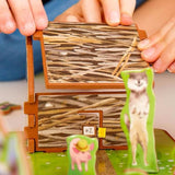 Storybook Playhouse Kit - 3 Little Pigs