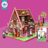 Storybook Playhouse Kit - Hansel & Gretel