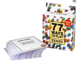 Tenzi Dice Game - 77 Ways to Play Tenzi Add-on