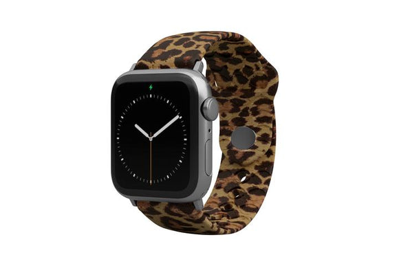 Groove Apple Watch Band Womens - Leopard