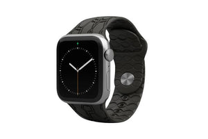 Groove Apple Watch Band Mens - Dimension Krypteck Black