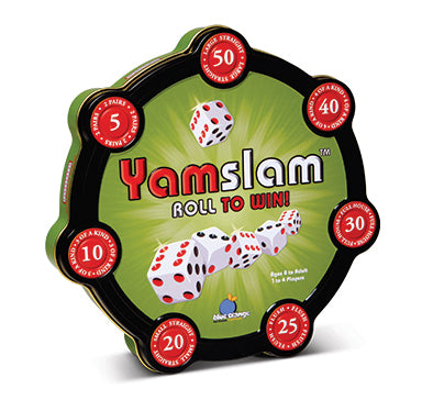 YamSlam Dice Game