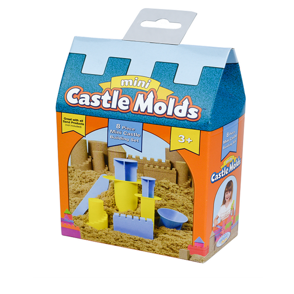Mad Mattr Castle Mold 10 Piece Set