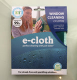 E-Cloth® Window Cleaning Pack