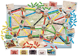 Ticket to Ride 1st Journey Board Game