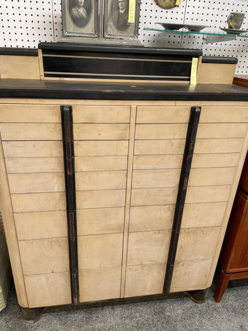 1920's/ 1930's Art Deco Dental Cabinet