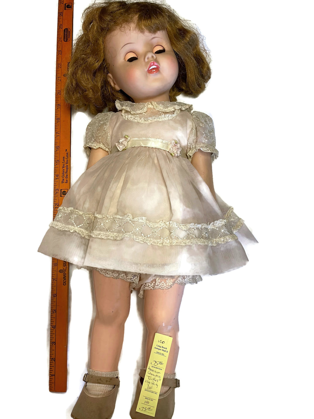 "Vintage American Characters ""Toodles"" Doll"