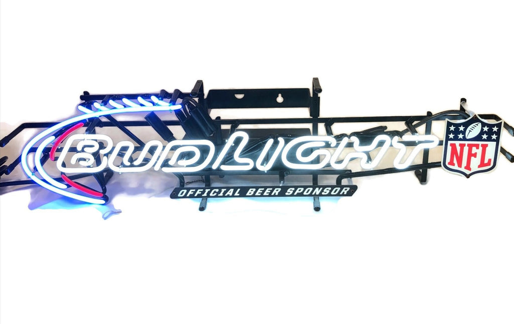 Budlight NFL Neon Sign