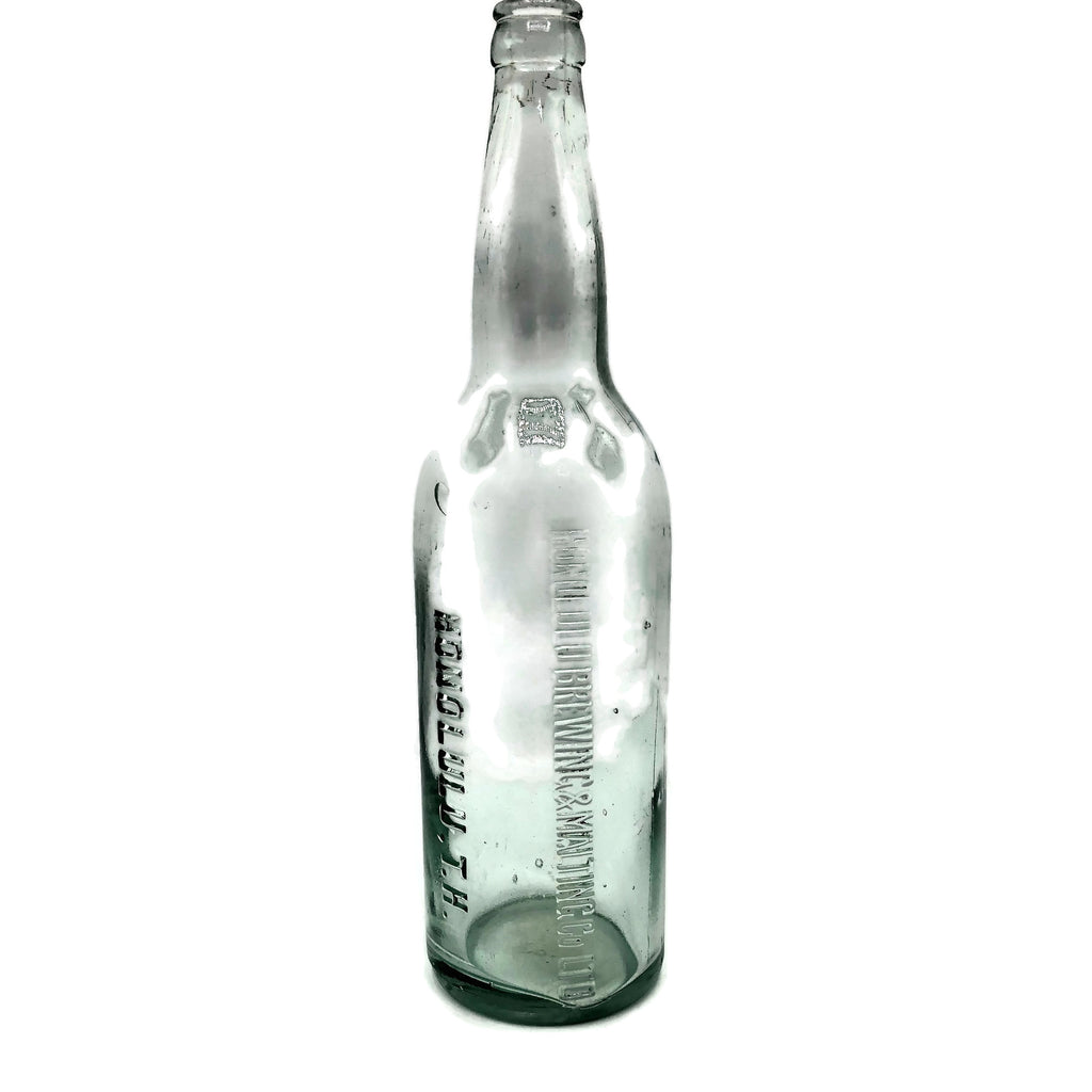 Honolulu Brewing Co. Glass Bottle