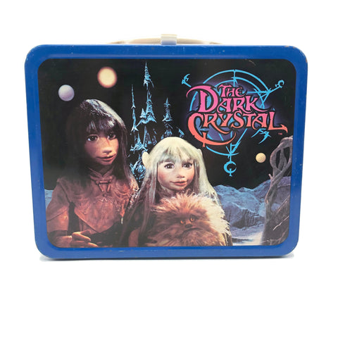 Vintage 1982 The Dark Crystal Lunch Box & Thermos