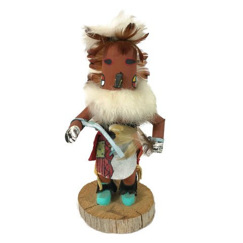 Vintage Small Hoop Dancer Kachina E. Begaye Doll