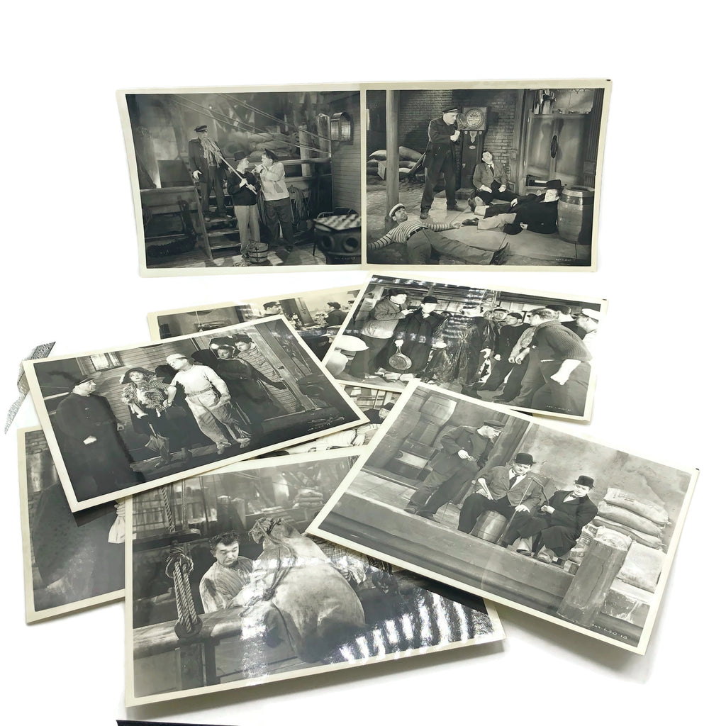Vintage New Mint Condition  Laurel & Hardy Still From Live Ghost