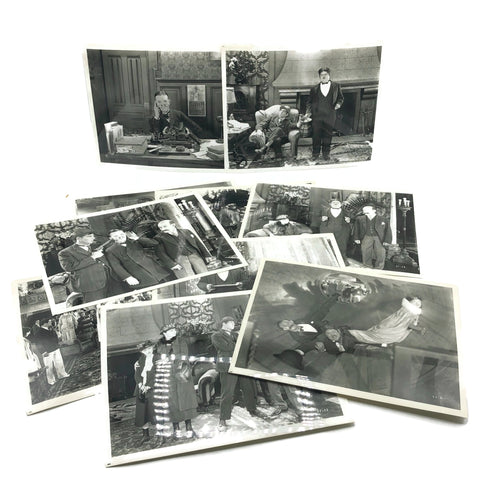 Vintage New Mint Condition  Laurel & Hardy Stills From Sugar Daddies