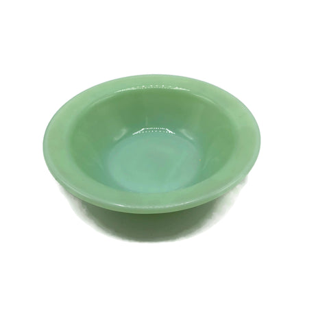 Vintage Fire King Jadeite Cereal Bowl