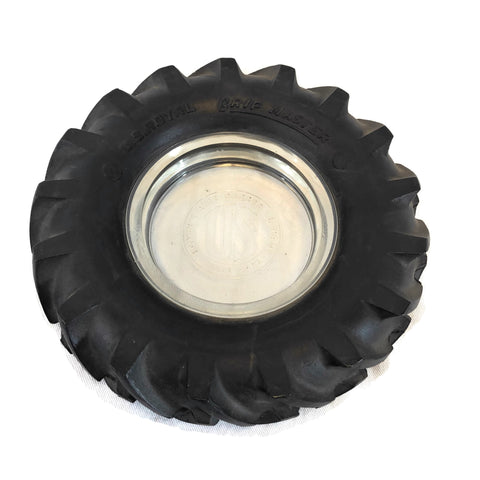 Vintage US Rubber Tire Ash Tray