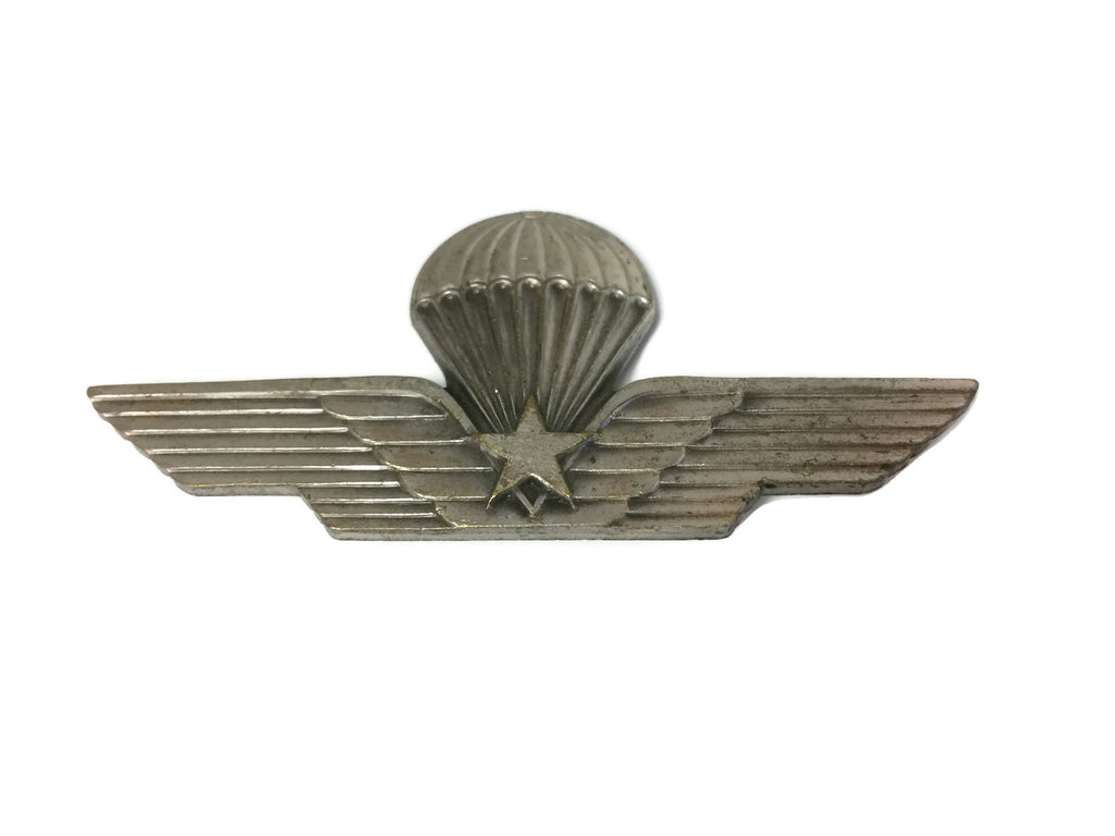 Italian Army Airborne Wings Pin