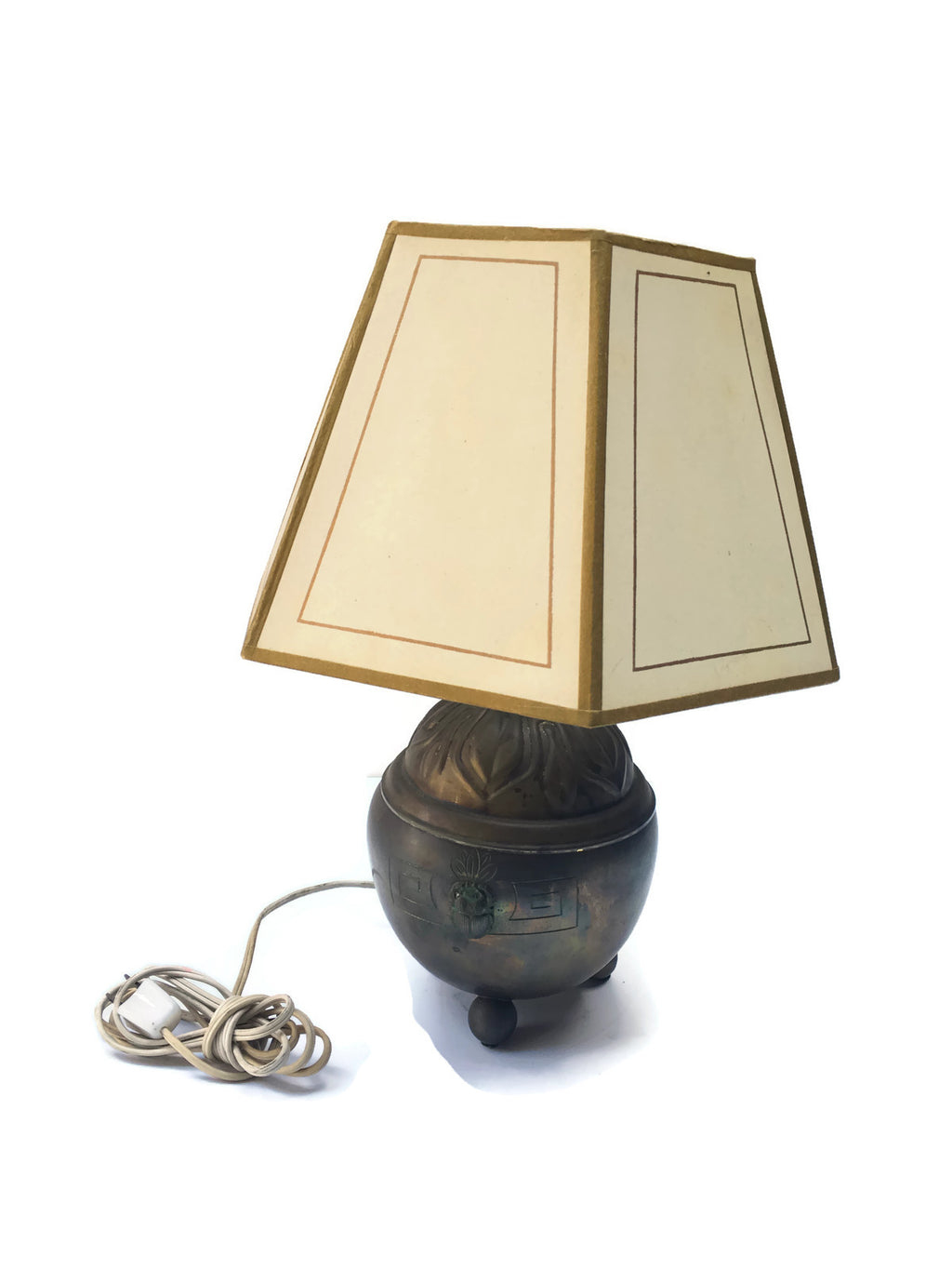 Antique Benedict Lamp
