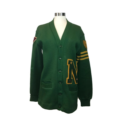 Vintage Narbonne High School Letterman Jacket
