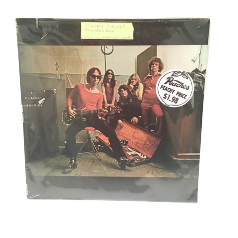Factory Sealed 1971 Teenage Head Flamin Groovies Rec LP
