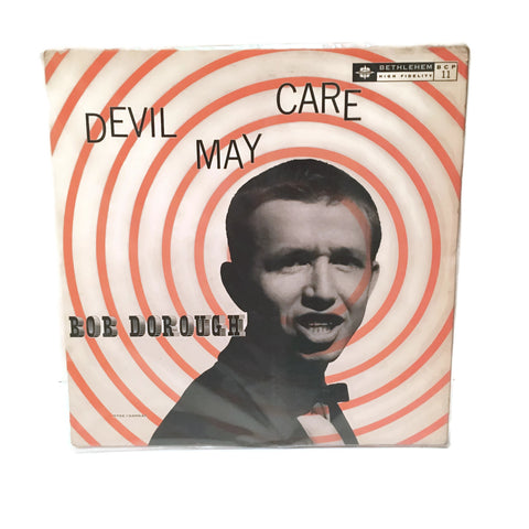 "1955 Bob Dorough ""Devil May Care"" Rec LP"