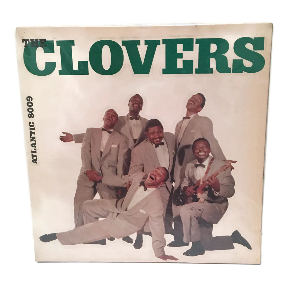 Vintage 1959 The Clovers Self Titled 1st LP 2nd Issue Record