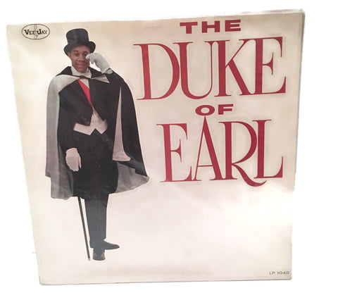"1962 Gene Chandler ""Duke Of Earl"" Mono Rec LP"