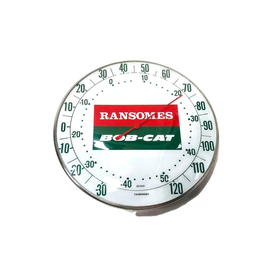 Ransomes Bob Cat Thermometer