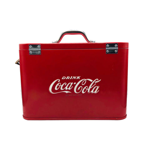 NEAR MINT ORIGINAL CONDITION 1940's-1950's Airline Coca-Cola Cooler
