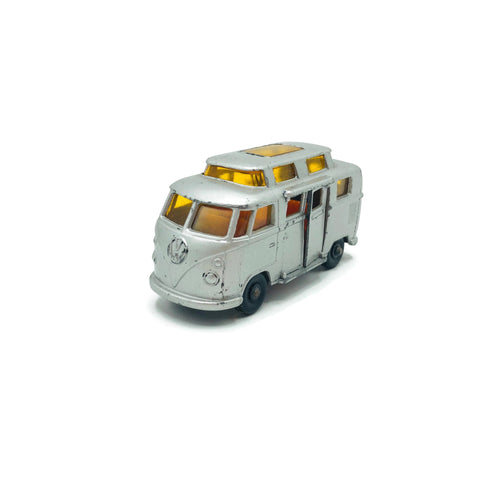 Vintage Lesney Matchbox #34 VW Camper Bus