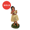 1950's Vintage Hawaiian Hula Girl Bobble
