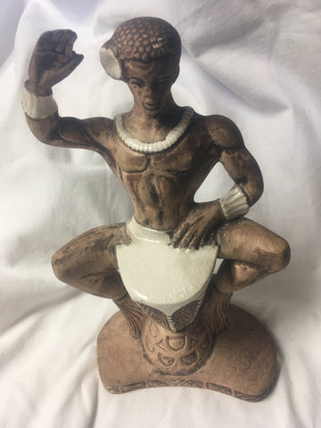 Vintage Treasure Craft Hawaii Figurine