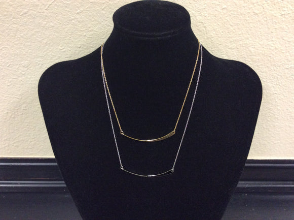 Twisted Necklace by Ethel&Myrtle