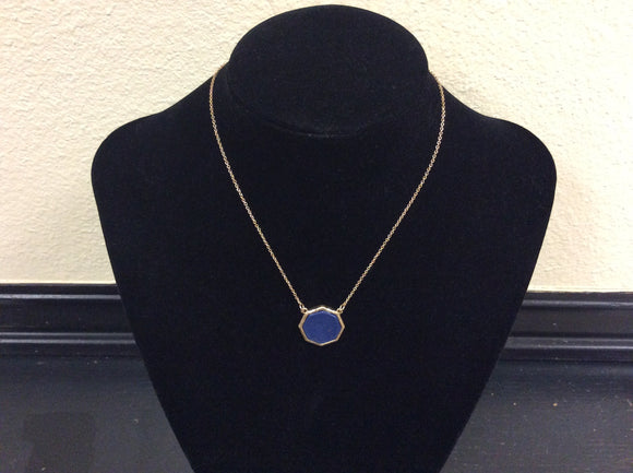 Lapis Necklace by Ethel&Myrtle