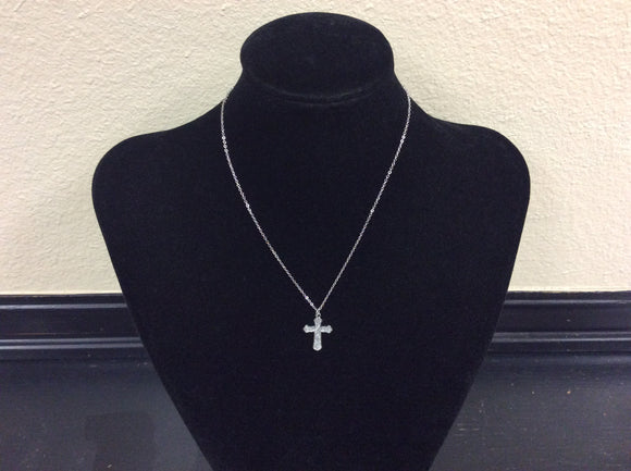Cross Necklace by Ethel&Myrtle