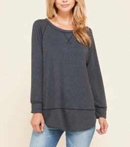 Pullover Knit Tunic HD-110