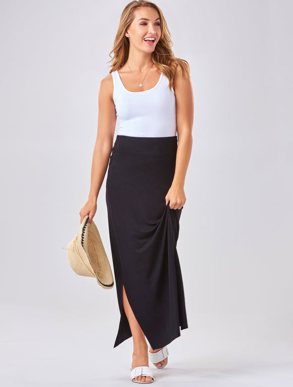 405486 Long Skirt by Charlie Paige